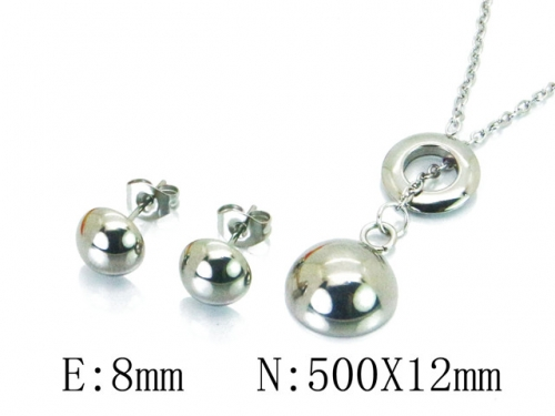 HY 316 Stainless Steel jewelry Set-HY59S1384NLC