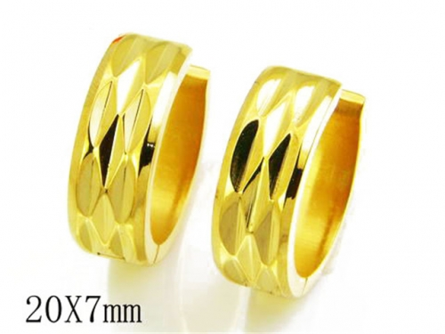 HY Wholesale Stainless Steel Earrings-HY05E0907H10
