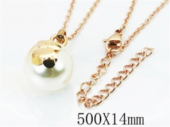 HY Wholesale Necklace (Pearl)-HY90N0128H2