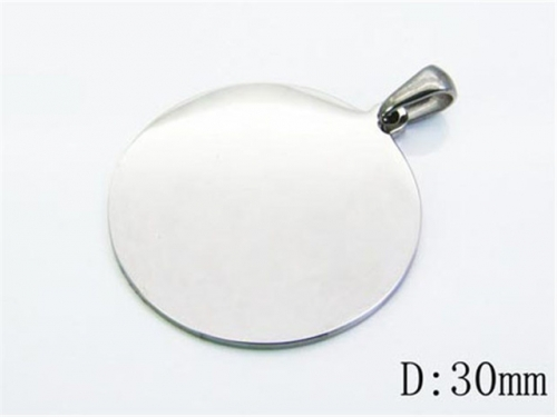 HY 316L Stainless Steel Popular Pendant-HY70P0187IL
