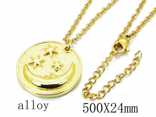 HY Wholesale Stainless Steel 316L Necklaces-HY54N0447NZ