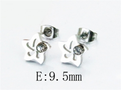 HY Wholesale 316L Stainless Steel Stud-HY12E0127IL