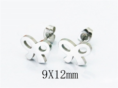 HY Wholesale 316L Stainless Steel Stud-HY12E0125IE