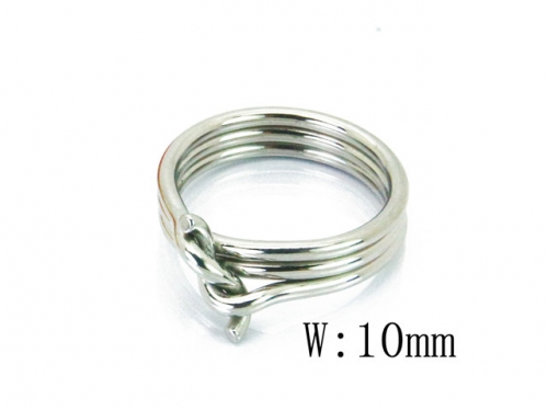 HY Wholesale 316L Stainless Steel Rings-HY06R0321MZ