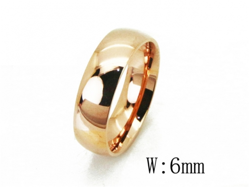 HY Wholesale 316L Stainless Steel Rings-HY14R0591K5