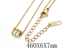 HY Wholesale| Popular CZ Necklaces-HY32N0042NL
