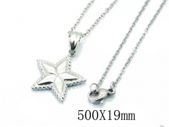 HY Wholesale Stainless Steel 316L Necklaces-HY64N0051LZ