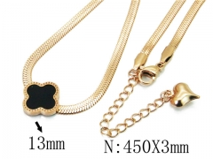 HY Wholesale Stainless Steel 316L Necklaces-HY32N0060OE