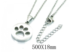 HY Wholesale Stainless Steel 316L Necklaces-HY91N0151LLA